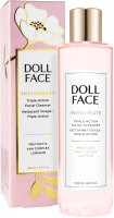 DOLL FACE  - INVIGORATE - Triple-Action Facial Cleanser - Żel do mycia twarzy