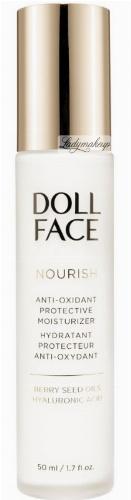 DOLL FACE - NOURISH - Anti-Oxidant Protective Moisturizer