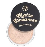W7 - Matte Dreamer Loose Powder - Matujący puder do twarzy - CLASSY CAMEO