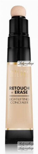 MILANI - Retouch Erase Light-Lifting Concealer - Korektor