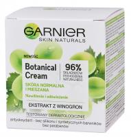 GARNIER - Botanical Cream - WINOGRONOWY KREM NAWILŻAJĄCY - Skóra normalna i mieszana