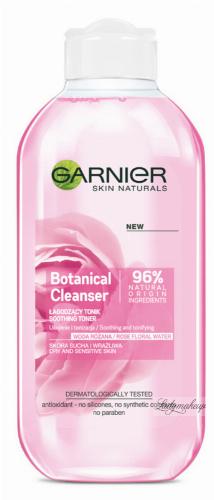 GARNIER - Botanical Cleanser - Rose Floral Water