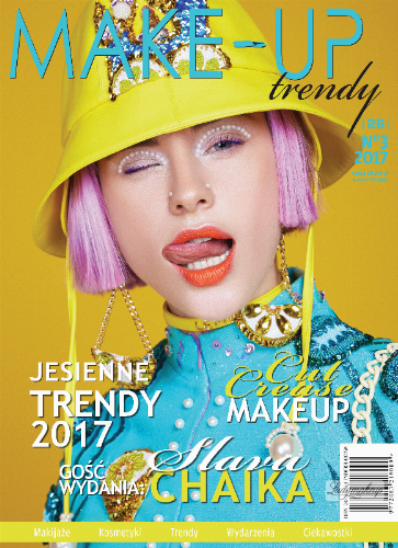Magazyn Make-Up Trendy - JESIENNE TRENDY -  No3/2017
