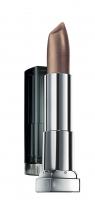MAYBELLINE - Color Sensational - METALLIC - Metaliczna pomadka do ust - 35 - STEEL CHIC - 35 - STEEL CHIC