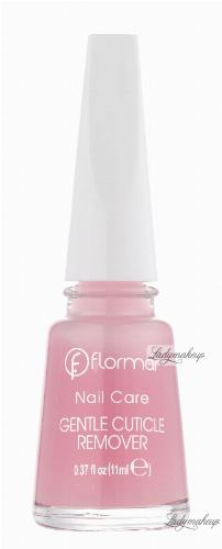 Flormar - Nail Care - GENTLE CUTICLE REMOVER - Cuticle Care - Preparat do usuwania skórek
