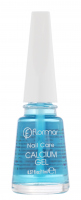 Flormar - Nail Care - CALCIUM GEL - Base Coat