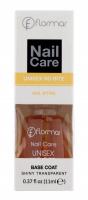Flormar - Nail Care - UNISEX NO BITE - Base Coat - Preparat przeciw obgryzaniu paznokci