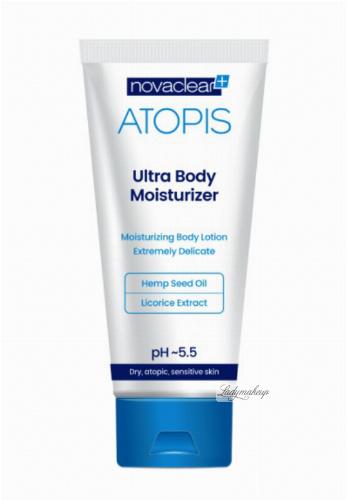 NovaClear - ATOPIS - Ultra Body Moisturizer - Nawilżający balsam do ciała - 200 ml