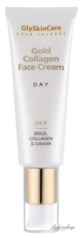 Glyskincare Gold Collagen Face Cream Day