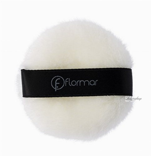 Flormar - LOOSE POWDER PUFF - Puszek do pudru