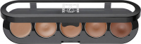 Make-Up Atelier Paris - PALETTE 5 CONCEALER - Paletka 5 korektorów