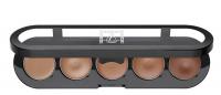 Make-Up Atelier Paris - PALETTE 5 CONCEALER - Paletka 5 korektorów - C/COR2 - C/COR2