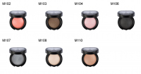 Flormar - MATTE TERRACOTTA EYE SHADOW - Matowy cień do powiek