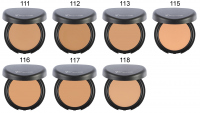 Flormar - Two Way Foundation 2w1 - Podkład w kompakcie