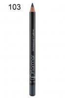 Flormar - Waterproof Eyeliner - Wodoodporny eyeliner w kredce - 103 - 103