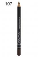 Flormar - Waterproof Eyeliner - Wodoodporny eyeliner w kredce - 107 - 107