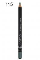 Flormar - Waterproof Eyeliner - Wodoodporny eyeliner w kredce - 115 - 115