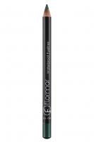 Flormar - Waterproof Eyeliner - Wodoodporny eyeliner w kredce - 111 - 111
