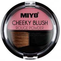 MIYO - CHEEKY blush - Róż na policzki
