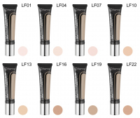 Flormar - Lifting Foundation - All Day Long Comfort - Liftingujący podkład do twarzy