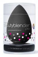 Beautyblender PRO + BLACK Blendercleanser Solid PRO