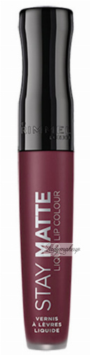 Rimmel - STAY MATTE - LIQUID LIP COLOR