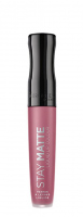 Rimmel - STAY MATTE - LIQUID LIP COLOUR - Pomadka w płynie - 210 - 210