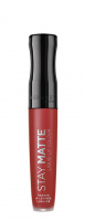 Rimmel - STAY MATTE - LIQUID LIP COLOUR - Pomadka w płynie - 500 - 500