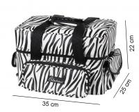 Kufer kosmetyczny - 16BCB048 - B