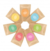 BodyBoom ​​- 7 Wonders BB - Set of 7 body scrubs