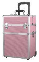 Kufer kosmetyczny - 16BCB003 - B - PINK