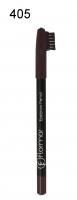Flormar - Eyebrow Pencil - Kredka do brwii ze szczoteczką - 405 - 405