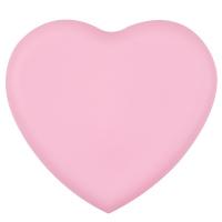 LOVETO.PL - Silikonowe serce do mycia pędzli - RÓŻOWE