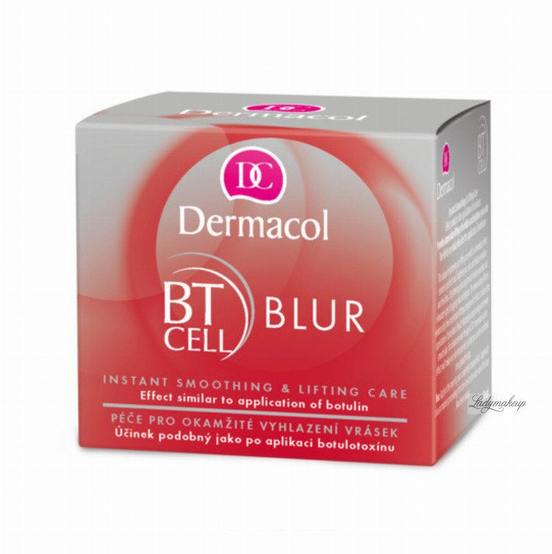 Dermacol Bt Cell Blur Smoothing And Lifting Face Cream