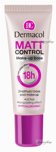 Dermacol - MATT CONTROL - Make-up base