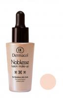 Dermacol - Noblesse Fusion Make-up - Podkład do twarzy - 1 - PALE - 1 - PALE