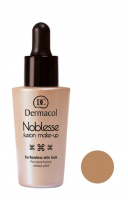 Dermacol - Noblesse Fusion Make-up - Foundation - 4 - 4 - TAN