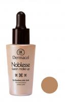 Dermacol - Noblesse Fusion Make-up - Podkład do twarzy - 4 - TAN - 4 - TAN