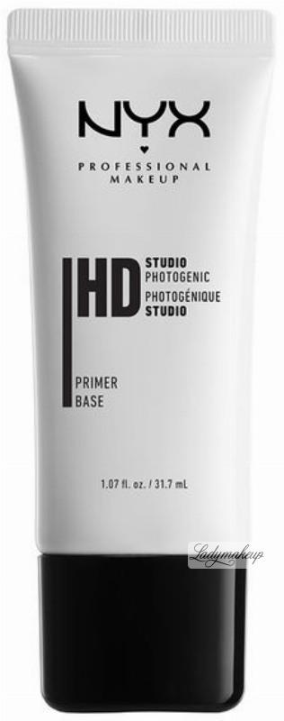 Nyx Professional Makeup Hd Studio Photogenic Primer Base