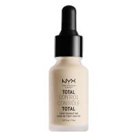 NYX Professional Makeup - TOTAL CONTROL - DROP FOUNDATION - Podkład z zakraplaczem - TCDF02 - ALABASTER - TCDF02 - ALABASTER