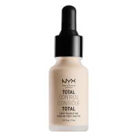 NYX Professional Makeup - TOTAL CONTROL - DROP FOUNDATION - Podkład z zakraplaczem - TCDF03 - PORCELAIN - TCDF03 - PORCELAIN