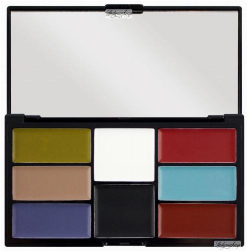 Makeup Revolution Sfx Spectre Palette Face Paint Paleta Farb Do