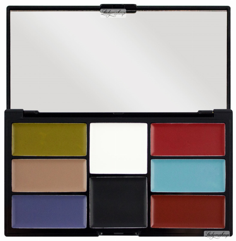 Révolution SFX Spectre Face Paint palette