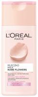 L'Oréal - RARE FLOWERS MILK - Mleczko łagodzące do demakijażu skóry suchej i wrażliwej