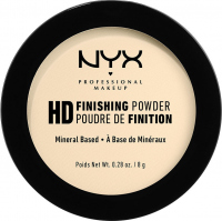 NYX Professional Makeup - HD FINISHING POWDER - BANANA