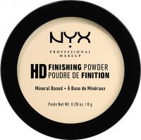 NYX Professional Makeup - HD FINISHING POWDER - BANANA - Prasowany puder bananowy