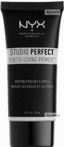 NYX Professional Makeup - STUDIO PERFECT - PHOTO - LOVING PRIMER - Baza pod makijaż