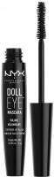 NYX Professional Makeup - DOLL EYE VOLUME MASCARA - Pogrubiający tusz do rzęs