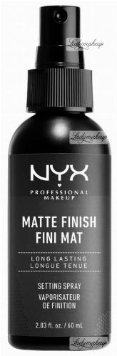 NYX Professional Makeup - MATTE FINISH FINI MAT