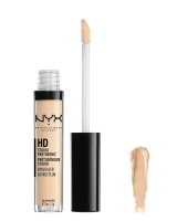 NYX Professional Makeup - HD Studio Photogenic Concealer - Korektor HD - 00 - ALABASTER - 00 - ALABASTER